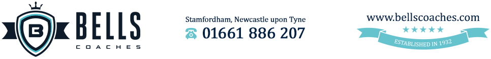BELLS COACHES | COACH HIRE NEWCASTLE NORTH EAST